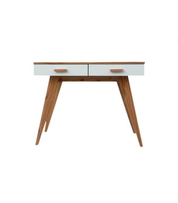 escritorio nordico blanco